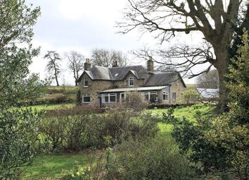 Thumbnail 4 bed detached house for sale in Dunkeld Road, Aberfeldy
