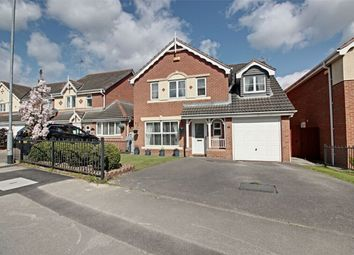 Thumbnail 5 bed detached house for sale in Ward Road, Clipstone Village, Mansfield, Nottinghamshire