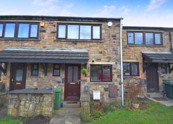 Thumbnail 2 bed terraced house for sale in Brookside, Wakefield Road, Denby Dale, Huddersfield, West Yorkshire