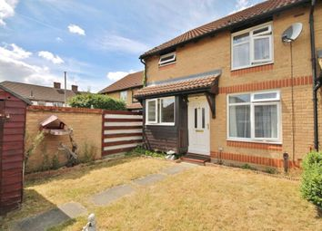 Thumbnail 1 bed end terrace house for sale in The Green, Hensworth Road, Ashford, Surrey