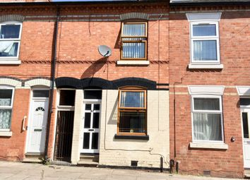 Thumbnail 2 bed terraced house for sale in Bartholomew Street, Leicester