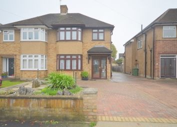 Thumbnail 3 bed property to rent in Trent Avenue, Upminster