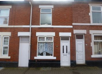 Thumbnail 3 bedroom terraced house to rent in King Alfred Street, Derby