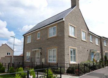 Thumbnail 3 bedroom semi-detached house for sale in Cowleaze, Purton, Swindon