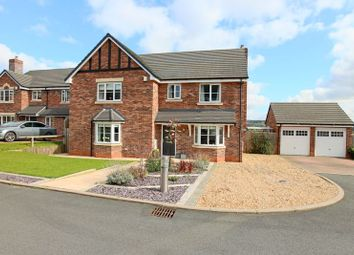 5 bed detached house for sale in Hammond Rise, Tittensor ST12