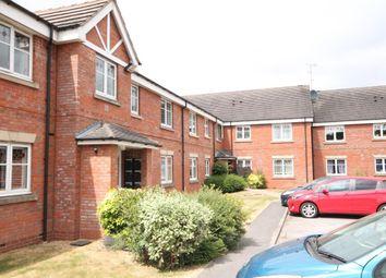 Thumbnail 2 bedroom flat for sale in Saddlers Close, Huntington, York