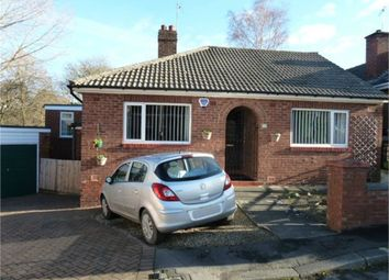 Thumbnail 2 bed detached bungalow for sale in The Close, Consett, Durham