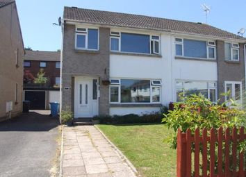 Thumbnail 3 bed semi-detached house for sale in Gussage Road, Poole