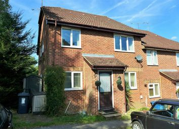Thumbnail 2 bed end terrace house to rent in Medlar Drive, Hawley, Camberley