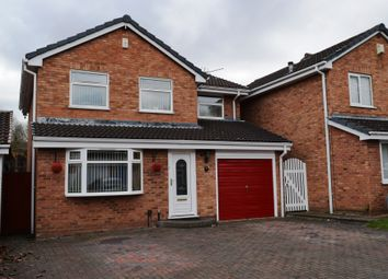 Thumbnail 5 bed detached house for sale in Japonica Drive, Leegomery, Telford, Shropshire