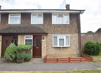 Thumbnail 3 bed end terrace house for sale in Croxley View, Watford