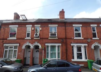 Thumbnail 5 bed terraced house for sale in Exeter Road, Nottingham, Nottinghamshire