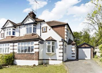 Thumbnail 3 bed semi-detached house for sale in Farm Fields, Sanderstead, South Croydon, .