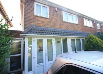 Thumbnail 3 bed semi-detached house for sale in Aldridge Road, Great Barr, Birmingham