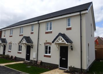 Thumbnail 2 bed end terrace house to rent in Castle Rock Drive, Priors Hall, Weldon