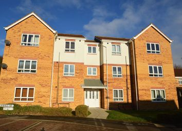 Thumbnail 2 bed flat to rent in Heathfield Way, Mansfield