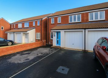 Thumbnail 3 bed semi-detached house for sale in Yarlington Mill, Cranbrook, Exeter
