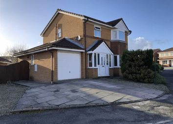 Thumbnail 3 bed detached house for sale in College Close, Longridge, Preston, Lancashire