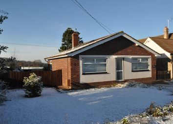 Thumbnail 2 bed detached bungalow for sale in Hill View Terrace, Mill Lane, Woodbridge