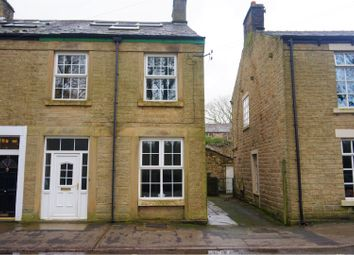 Thumbnail 4 bed end terrace house for sale in Manor Park Road, Glossop