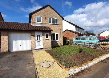 Thumbnail 3 bed link-detached house for sale in Ffordd Beck, Gowerton, Swansea