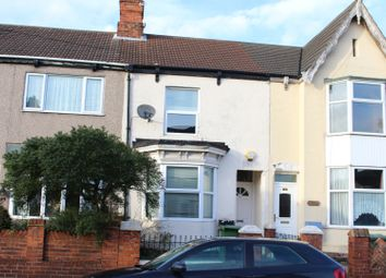 Thumbnail 3 bed terraced house for sale in David Street, Grimsby, Lincolnshire