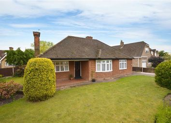 Thumbnail 3 bed bungalow for sale in Swallowbeck Avenue, Lincoln