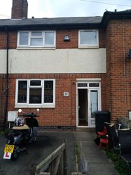 3 bed terraced house for sale in Off Northfield Road, City Centre, Leicestershire LE4