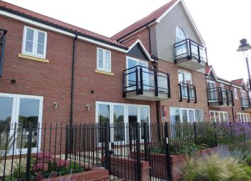 Thumbnail 3 bed terraced house for sale in The Quays, Burton Waters, Lincoln