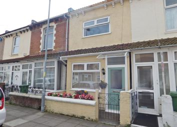 Thumbnail 3 bedroom terraced house for sale in Wymering Road, Portsmouth