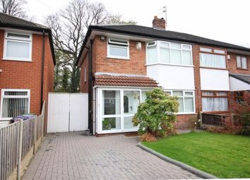 Thumbnail 3 bed semi-detached house for sale in Station Road, Gateacre, Liverpool
