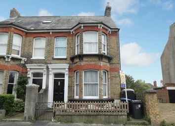 Thumbnail 3 bed semi-detached house for sale in Codrington Road, Ramsgate