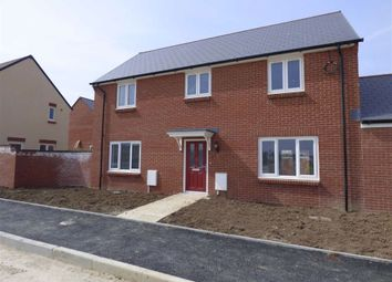 Thumbnail 4 bedroom detached house for sale in Curtis Way, Weymouth