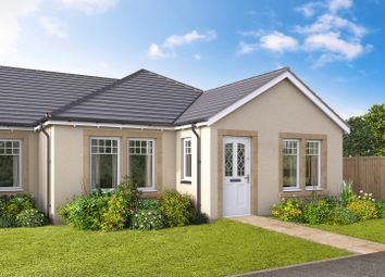 Thumbnail 3 bedroom semi-detached bungalow for sale in Waterside Road, Peterhead, Aberdeenshire