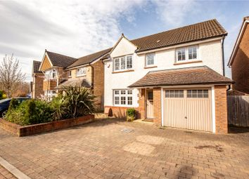 Thumbnail 4 bed detached house for sale in Long Wood Meadows, Cheswick Village, Bristol