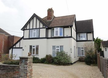 Thumbnail 5 bed property for sale in Cliffe Road, Barton On Sea, New Milton