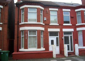 Thumbnail 3 bed semi-detached house to rent in Durban Road, Wallasey, Wirral