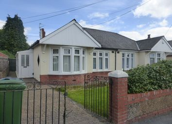 Thumbnail 2 bedroom semi-detached bungalow for sale in Heol Stradling, Whitchurch, Cardiff