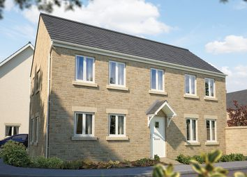 "Thumbnail 4 bed property for sale in ""The Montpellier"" at Downs Road, Curbridge, Witney, Oxfordshire, Witney"