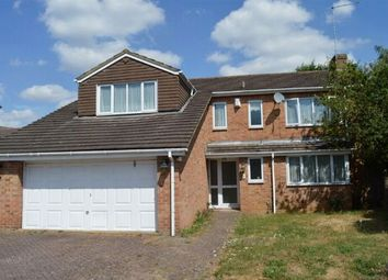 Thumbnail 4 bed detached house for sale in Geldock Road, Little Billing, Northampton