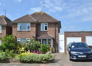 Thumbnail 3 bed detached house for sale in Meadowlands Avenue, Eastbourne
