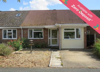 Thumbnail 3 bedroom bungalow to rent in Raven Close, Mildenhall, Bury St. Edmunds