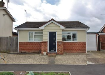 Thumbnail 2 bed detached bungalow to rent in Florence Road, Canvey Island