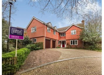 5 bed detached house for sale in Quayside, Botley, Southampton SO30