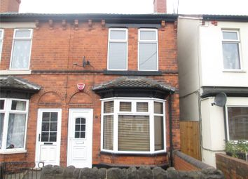 Thumbnail 2 bed semi-detached house to rent in Yorke Street, Mansfield Woodhouse, Nottingham, Nottinghamshire