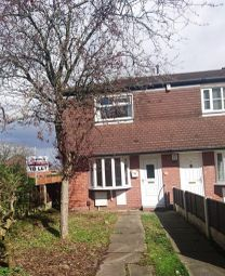Thumbnail 2 bed semi-detached house to rent in Beech Avenue, Droylsden, Manchester
