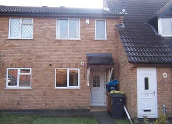 Thumbnail 2 bed terraced house to rent in Stirling Avenue, Hinckley