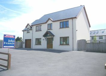 Thumbnail 5 bed detached house for sale in Efailwen, Clynderwen, Pembrokeshire