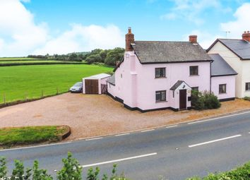 Thumbnail 4 bed cottage for sale in Bilbrook, Minehead