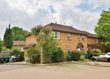 Thumbnail 1 bed end terrace house for sale in Wych Hill Park, Hook Heath, Woking
